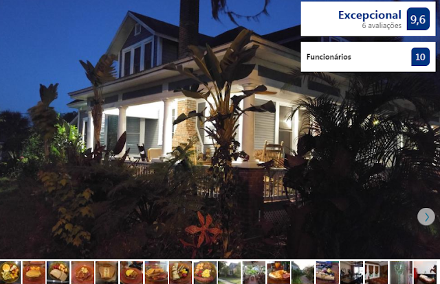 Hotel Kapp and Kappy Bed & Breakfast em Kissimmee: frente