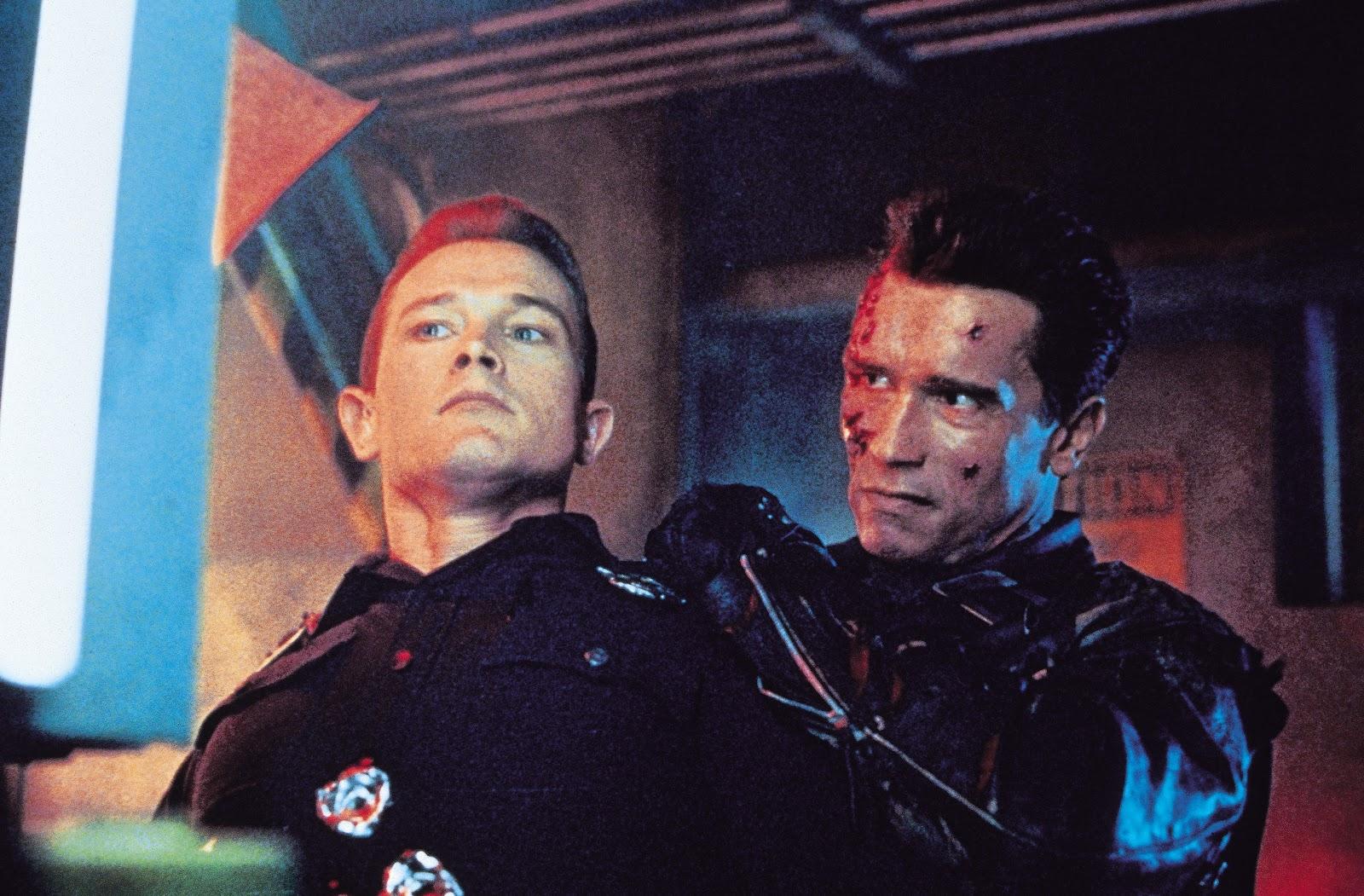 Resultado de imagen de terminator 2 el juicio final