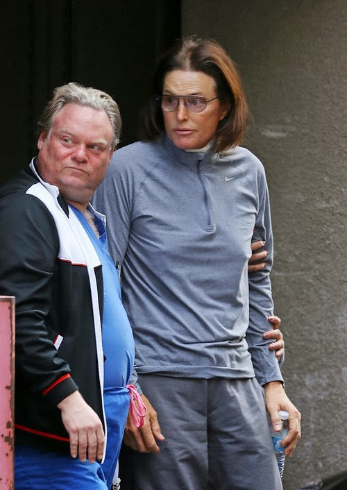 Bruce Jenner became a woman