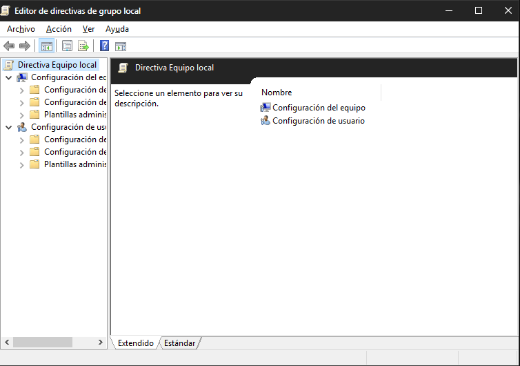 Gpedit en todas las versiones de Windows - El Blog de HiiARA