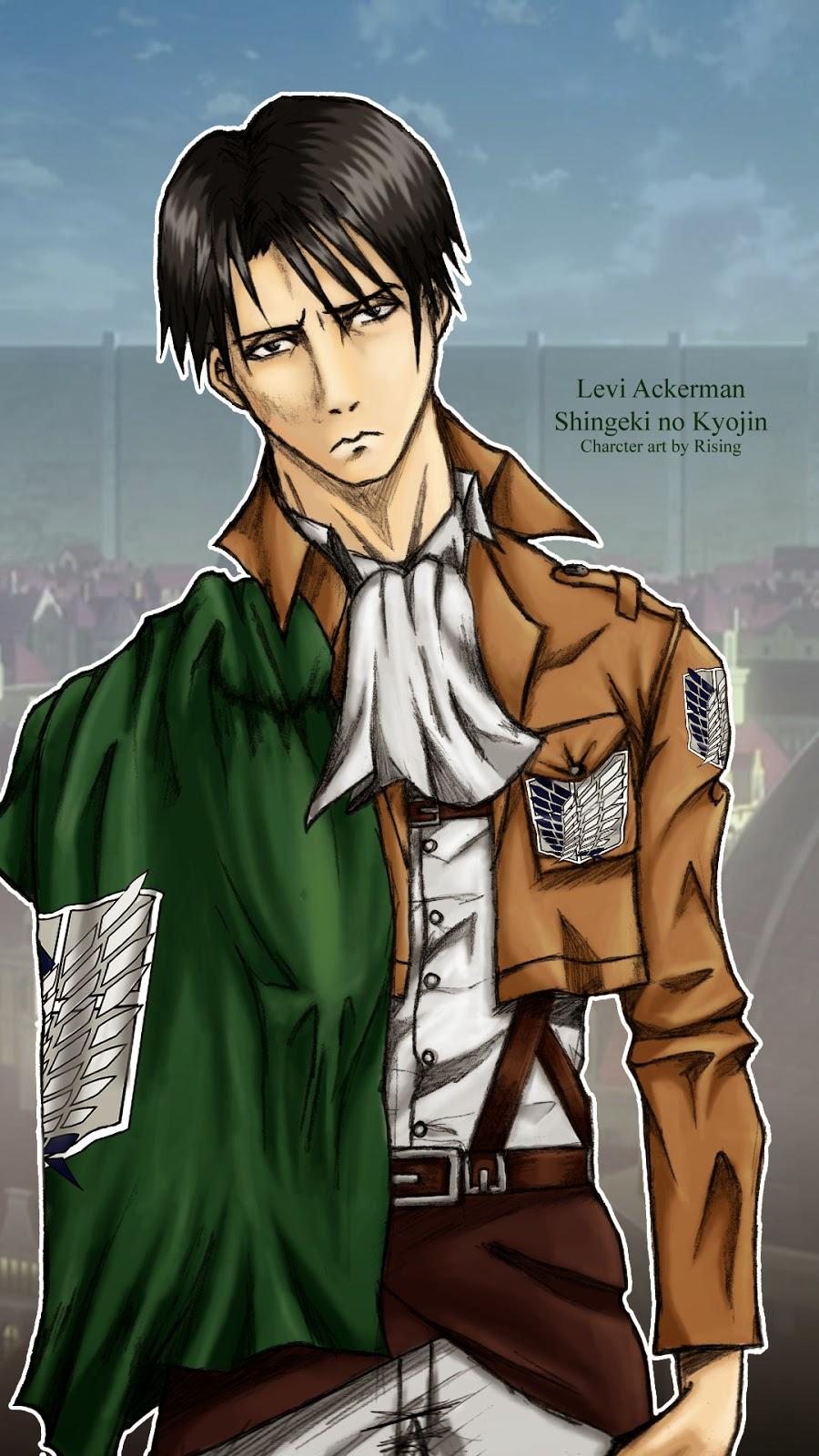 levi art color
