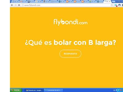 , LLega Flybondi, una línea aérea de bajo costo que desafía al mercado desde el nombre, Noticias de Aviacion, Noticias de Aviacion