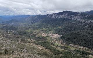 Sierra de Cazorla, Mirador Puerto de las Palomas.