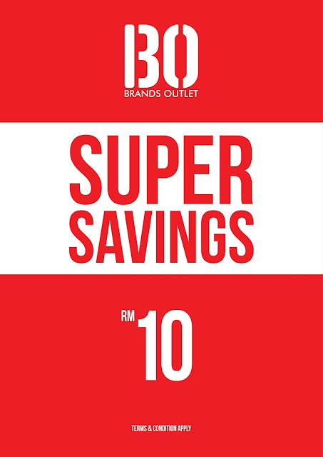 Brands Outlet Super Savings Sale Discount Offer Promo
