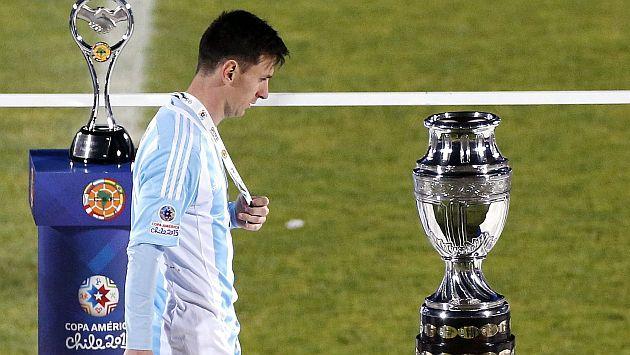 El misterio del MVP de la Copa América ¿capricho o imposición comercial?