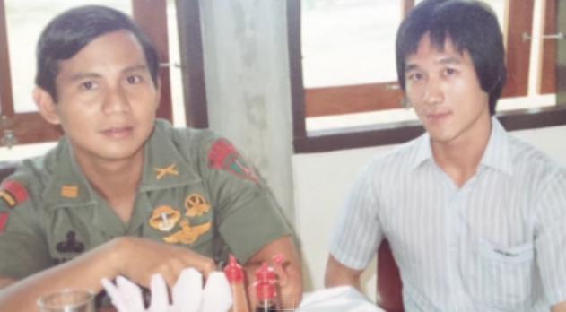 Cerita Pria Tionghoa Pelatih Kungfu Kopassus, Diselamatkan Prabowo saat Kerusuhan 98