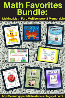 Multisensory Math Lessons