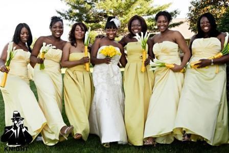 Nigerian Wedding Fashion is the Best