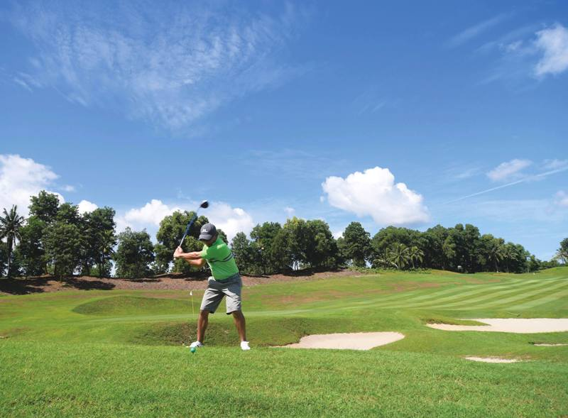 fathers day package at bintan lagoon resort golf
