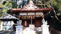 十二天神社 社殿