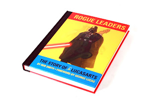 rogue leaders lucasarts book