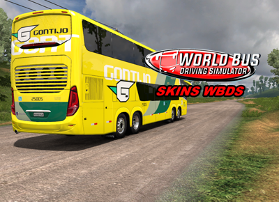 Skins Proton Bus Simulator - Urban Road