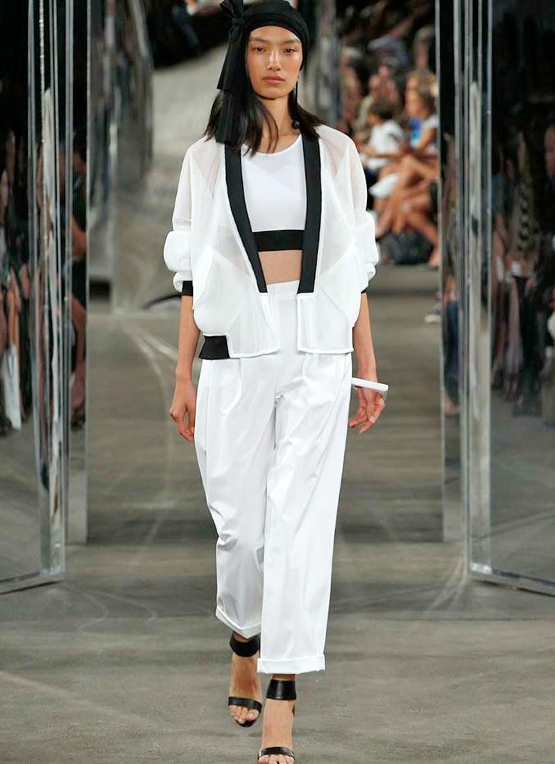 Noir Blanc The Style Stash