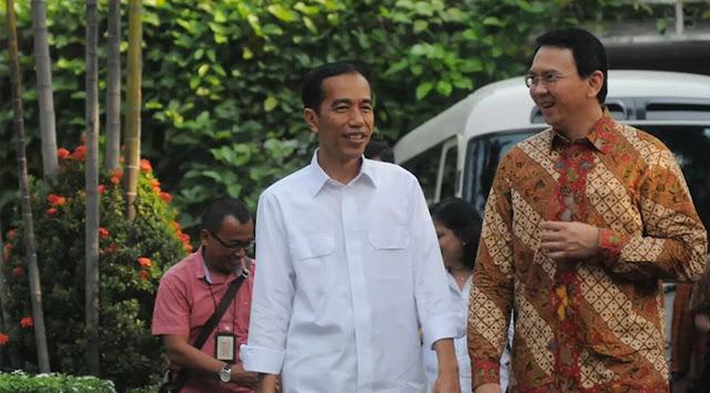 Ditanya  kapan Jokowi Akan Kunjungi Ahok di Mako Brimob,  Begini  Jawaban  Pihak Istana