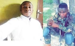 Soldier stabs undergraduate over debt in Lagos