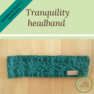 Picture of tranquility headband