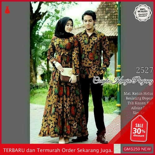 GMS259 JWLBT259B71 Batik Couple Notoarto Batik Ipnu Dropship SK1450428070