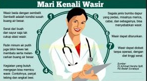 Wasir - Diagnosis dan Pengobatannya