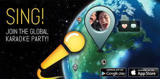 Aplikasi karaoke android sing by smule
