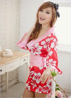 ชุดกิโมโนแฟชั่น (Kimono)