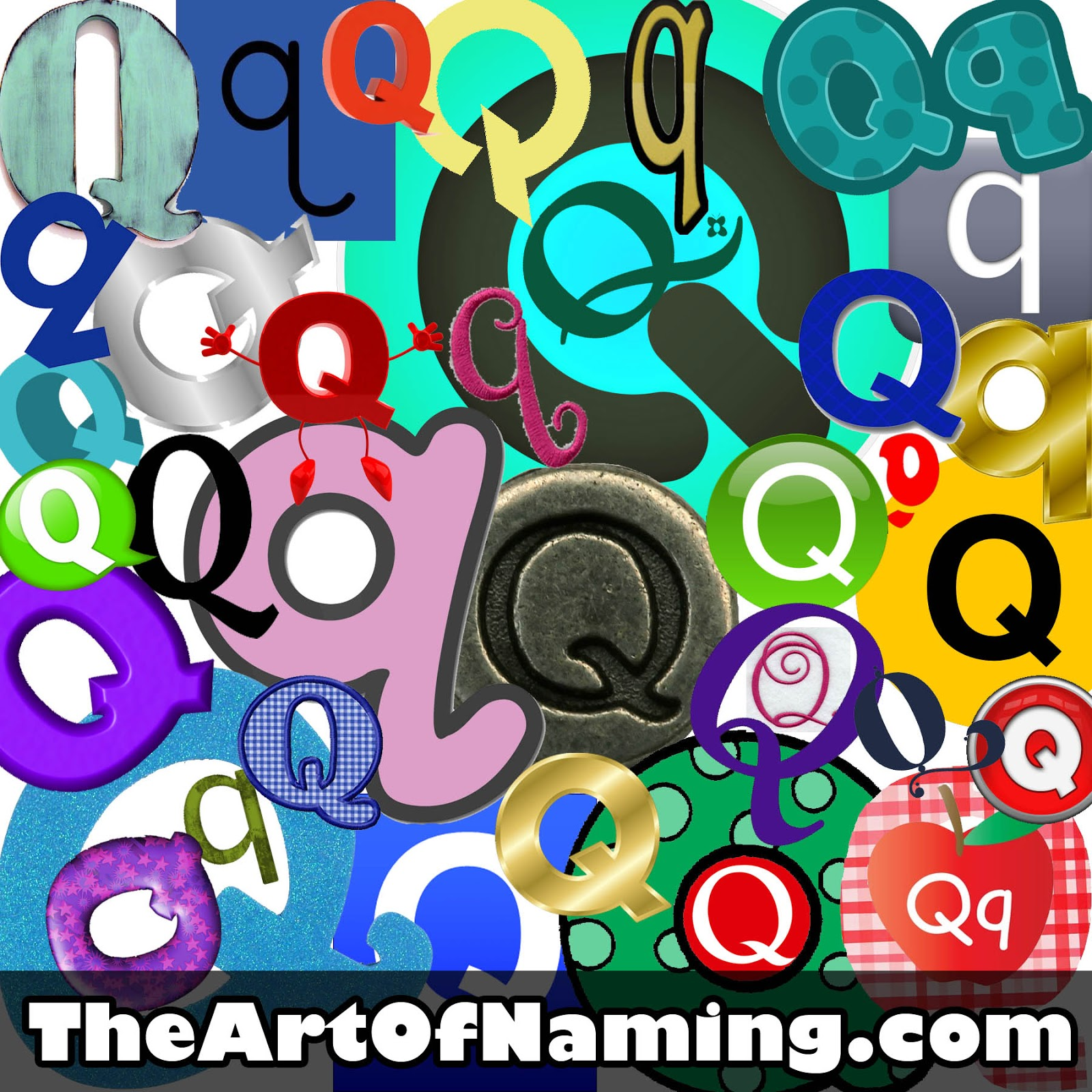 The Art of Naming: The Very Best Q Names For Boys and Girls