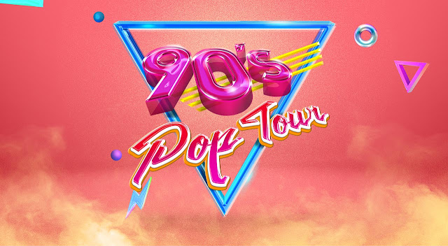 Concierto 90s Pop Tour Mexico Marzo 2019 boletos baratos primera fila