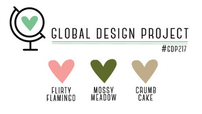 Jo's Stamping Spot - Global Design Project #GDP217