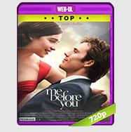 Yo Antes de Ti (2016) Web-DL 720p Audio ING Subtitulada
