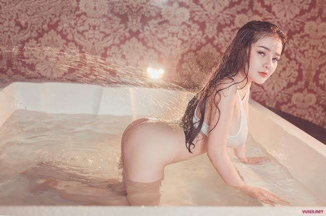 Ngân 98 Nude Full Bộ Ảnh, Lộ Cả Nhũ Hoa
