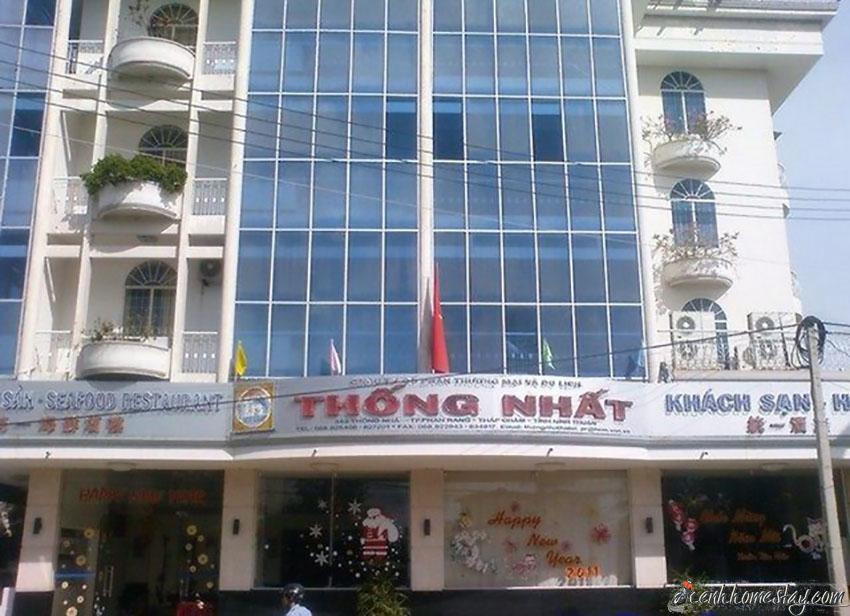 10 Nhà nghỉ khách sạn Phan Rang đường Thống Nhất giá rẻ gần trung tâm