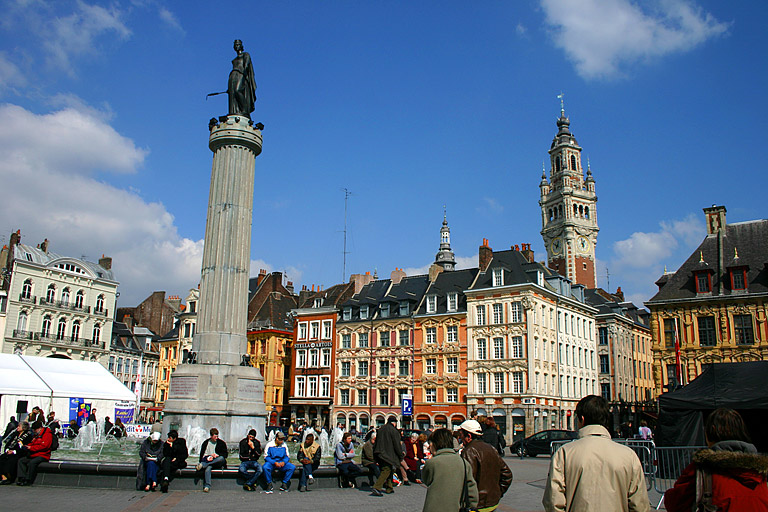 Lille, France: a cultural city guide