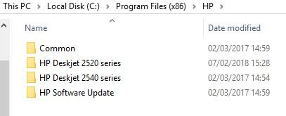 Printer HP Deskjet Tidak Bisa Scan - Life's journey