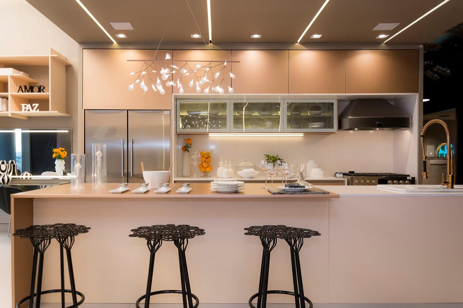 Moda X Decor Cozinha Gourmet Da Estilista Casa Com Moda
