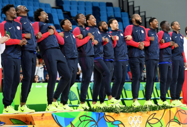 United States wins more medals in Olympics