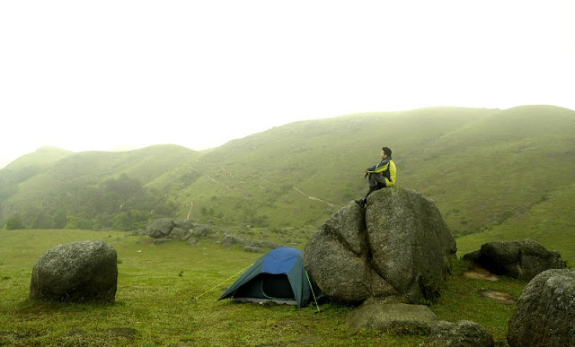 Go camping to Dong Cao Plateau 2