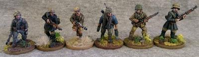 28mm Miniature Comparison Artizan Gorgon BTD Warlord