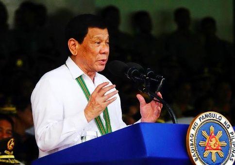 Presidente filipino amenaza con expulsar a embajadores de la UE