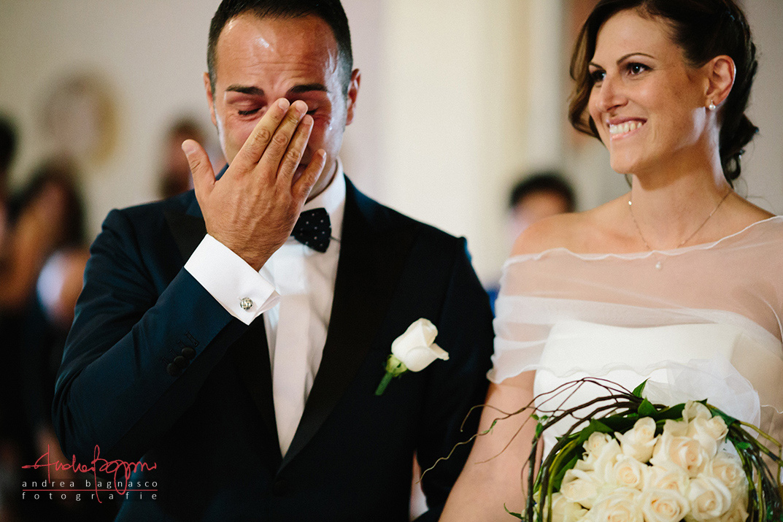 sposi foto matrimonio reportage lacrime emozioni