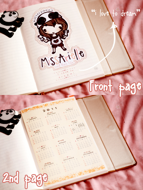 DIY+Planner+Tutorial+ Notebook Ideas | DIY School Notebook Planner from Entering Dreamland Blog | Butterpanda on Tumblr