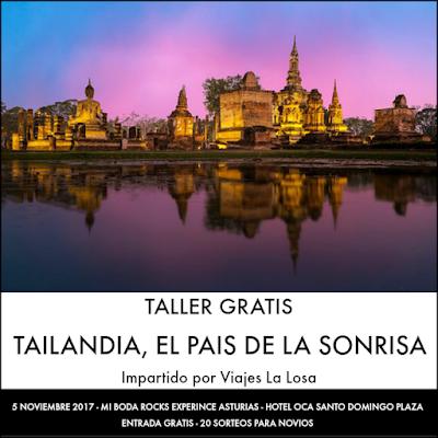 taller tailandia el pais de la sonrisa viajes la losa