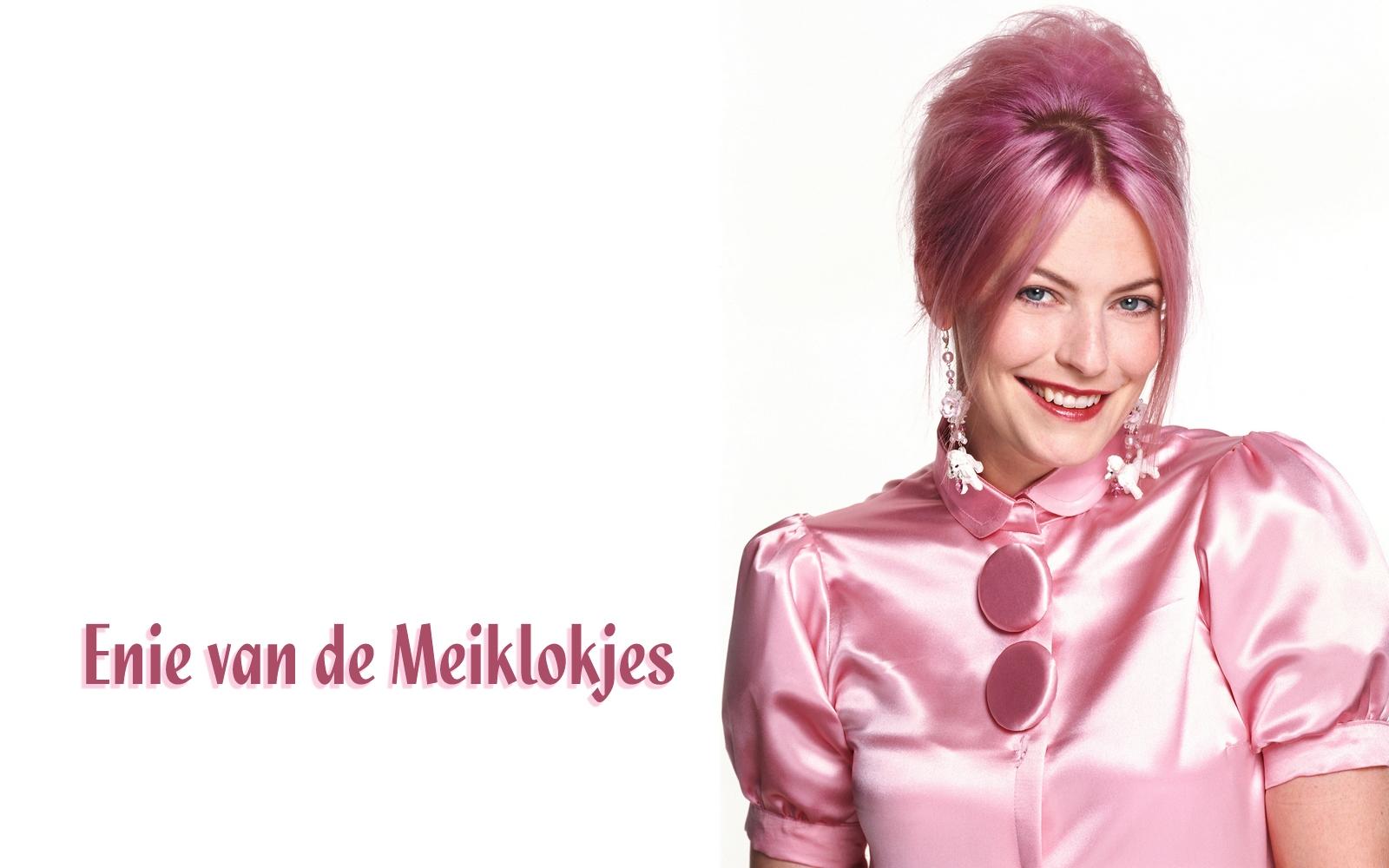 Enie Van De Meiklokjes Hochzeitskleid