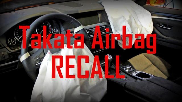 Senarai Model Kereta - Takata Airbag Recall Malaysia