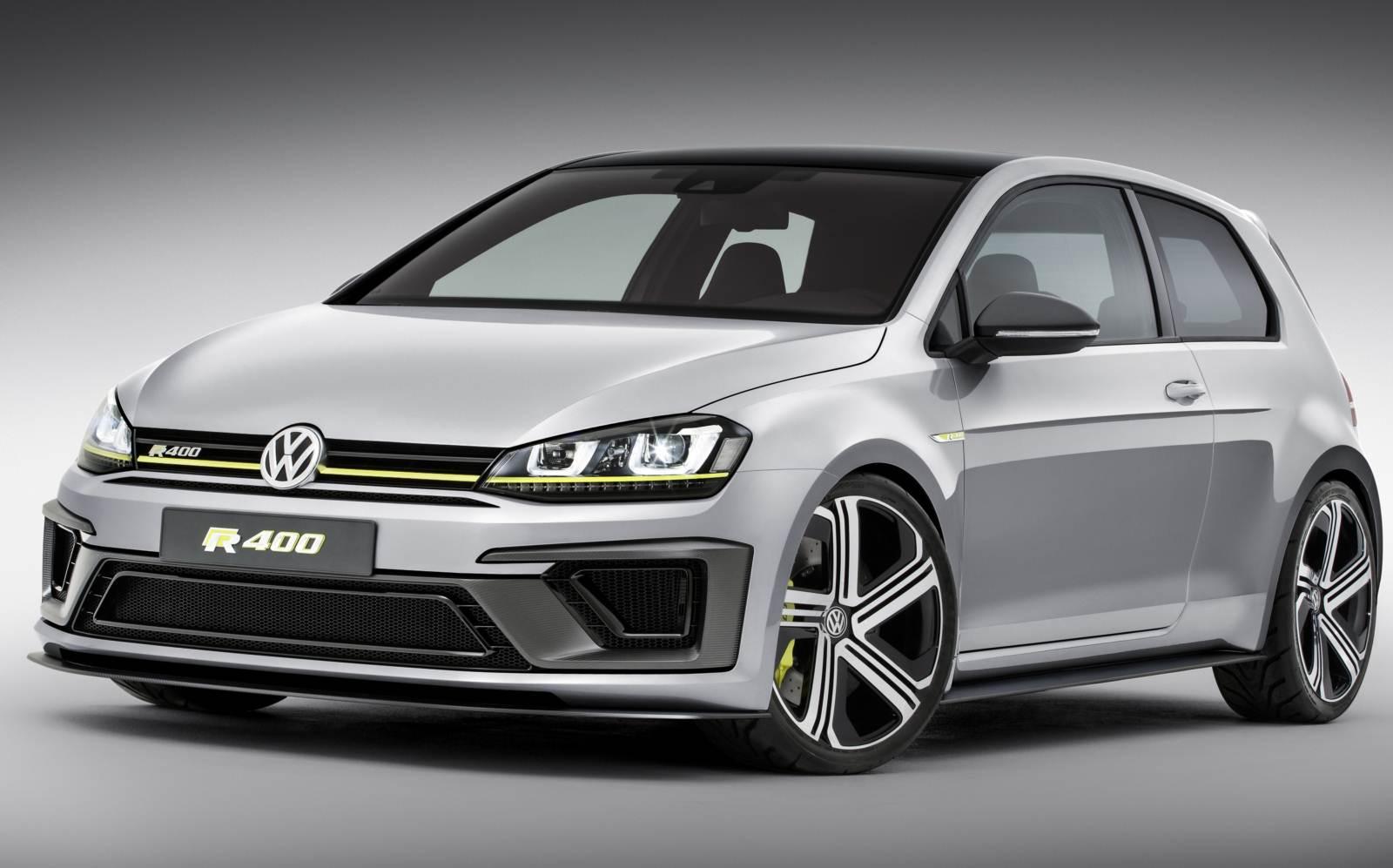 VW Golf 2017 R420