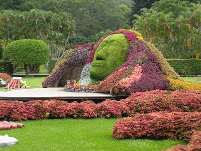 Beautiful Flower Garden Layouts