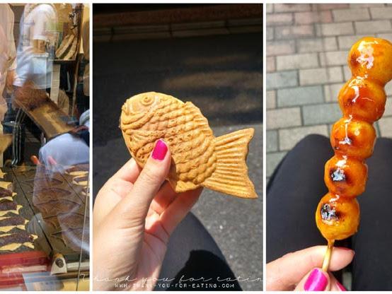 Street Food in Tokyo - Meine liebsten Snacks aus Japan!