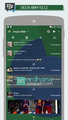 Delta BBM V3.1.2 Android V2.12.0.9 Apk