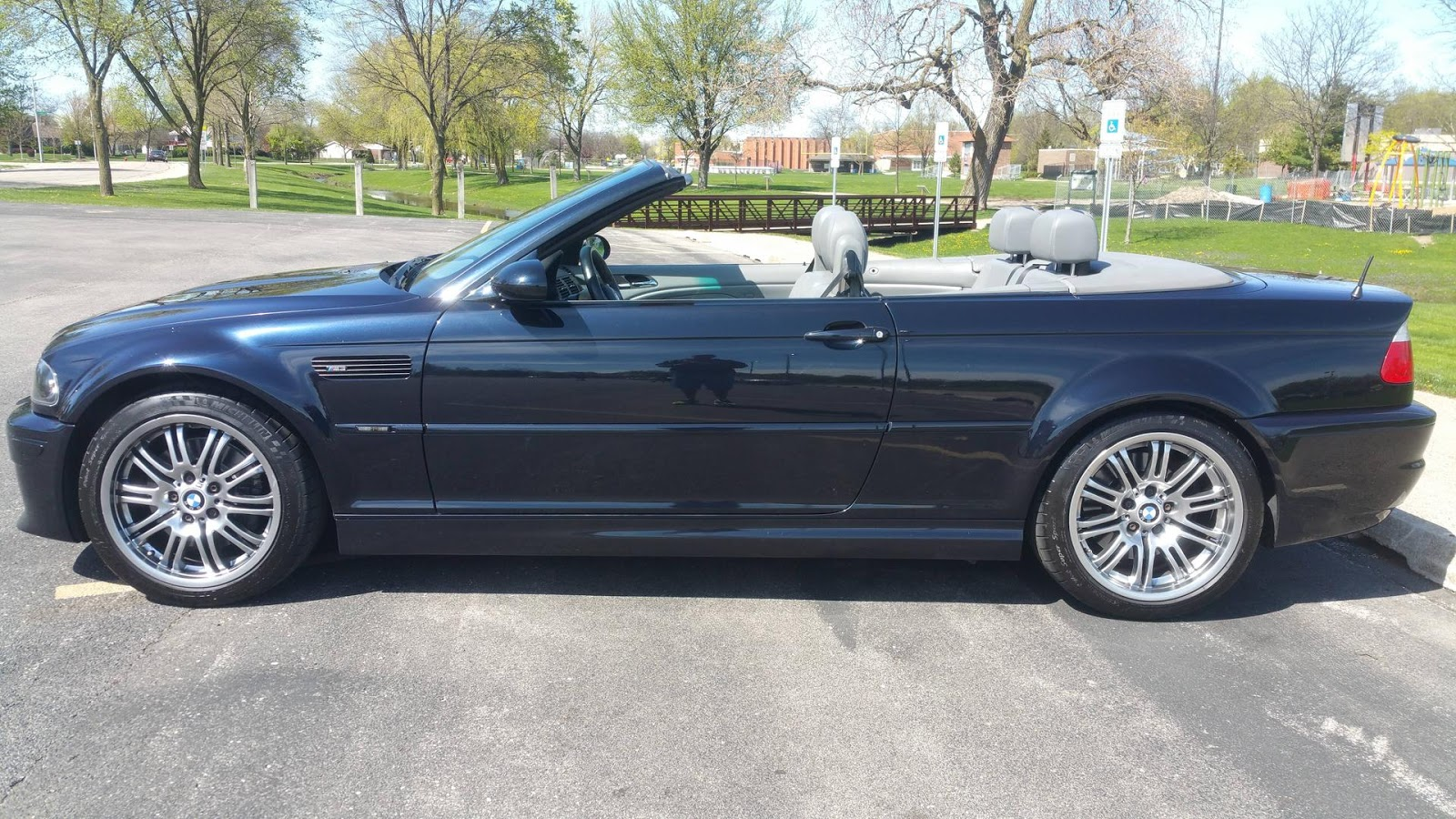 Daily Turismo: Seller Submission: 2001 BMW M3 Convertible E46
