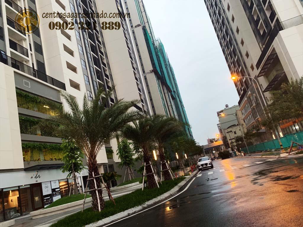 Bán gấp căn hộ 1PN Centrosa Garden tầng 30 Orchid 2 - hình 1