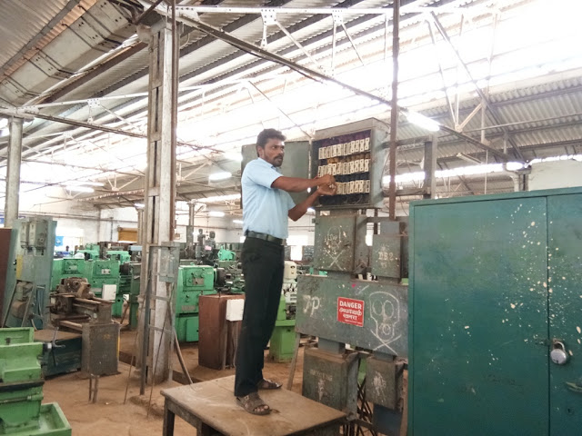 ELECTRICAL  MAINTENANCE S .MOHANDOSS GOVT I T I TRICHY