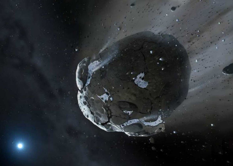 La NASA sta cercando di distruggere l'Asteroide Bennu a rischio Armageddon